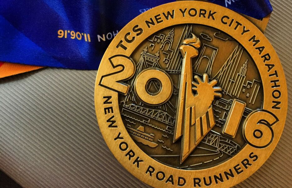 La Mia Maratona di New York